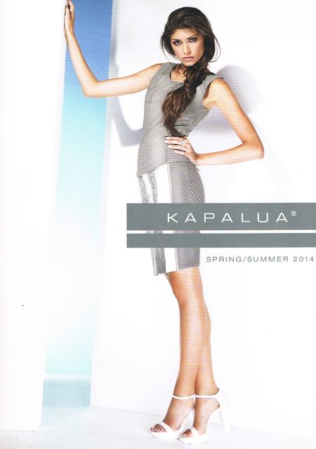 Izabela Ockenfels, Styling für Kapalua FS 2014